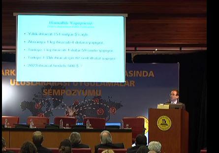 Marka tescil İstanbul Ticaret Üniversitesi – Bölüm 1