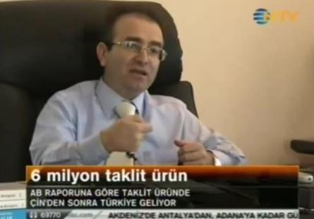 AB raporuna göre taklit üründe Çin'den sonra Türkiye